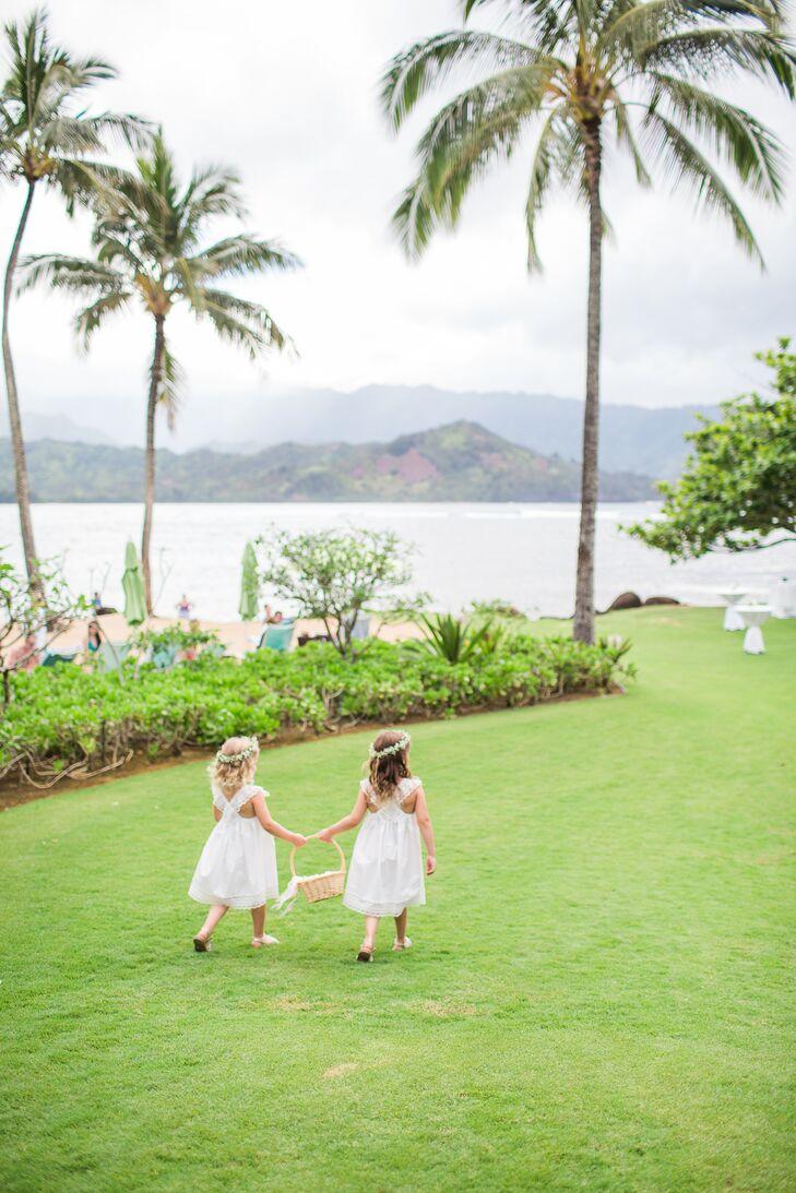 Wedding Cakes Princeville Kauai