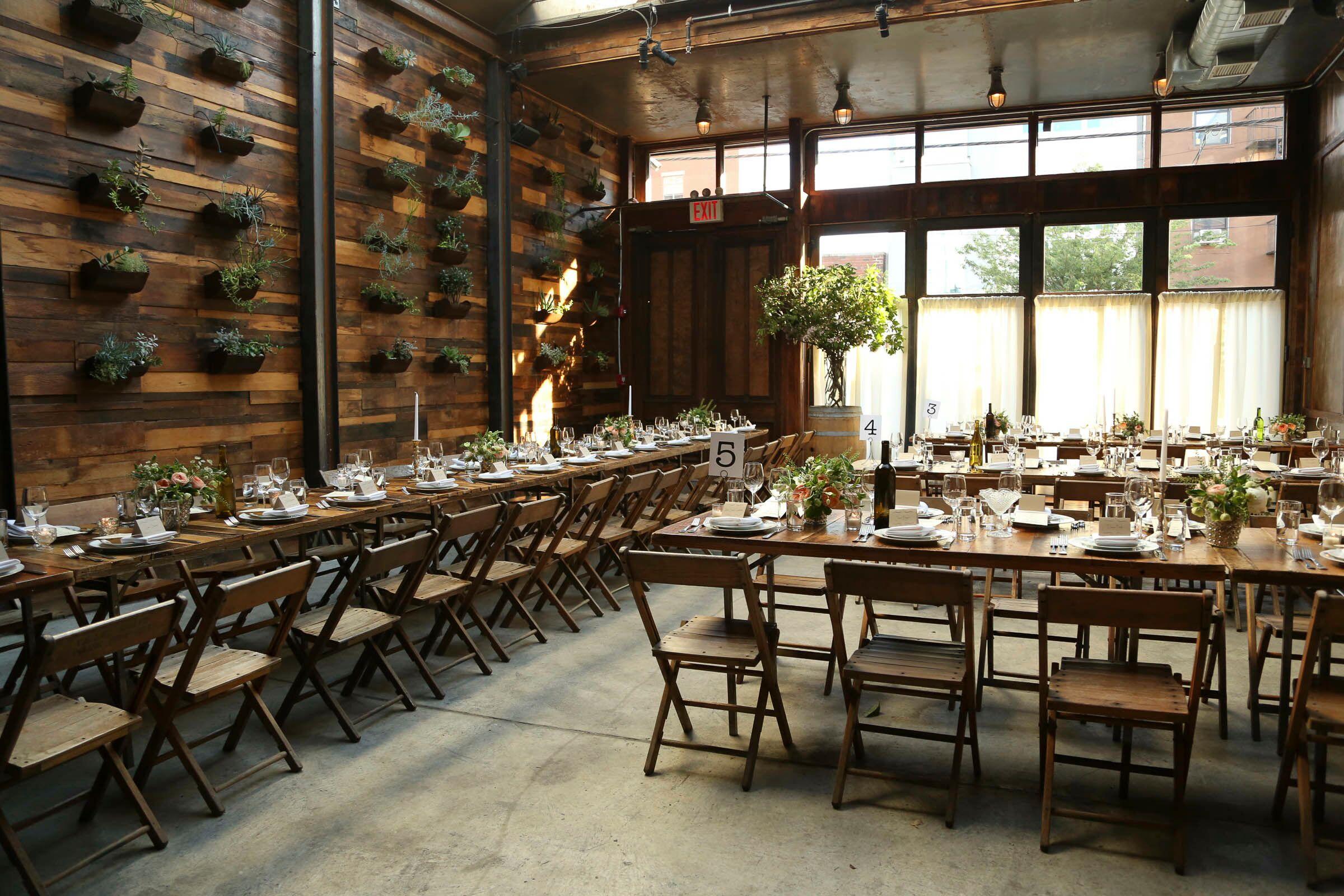 Brooklyn Winery Atrium Reception
