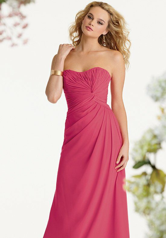 Jordan 557 Bridesmaid Dress photo