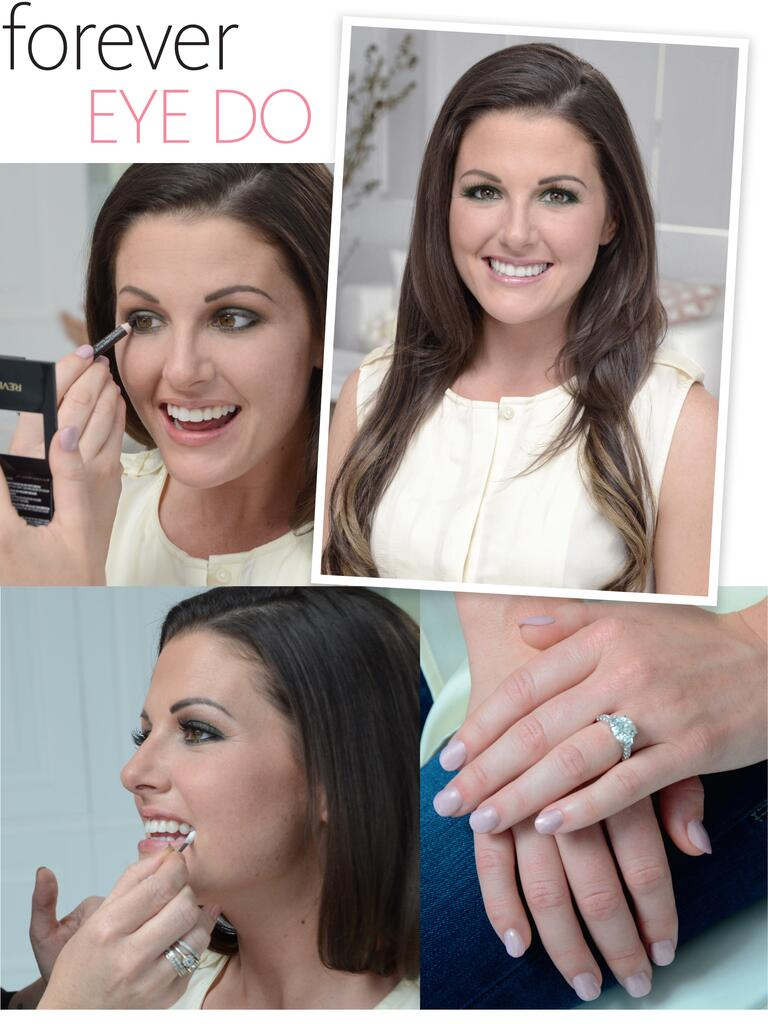 Wedding Makeup The Knot : The Knot Dream Wedding Makeup Tips and Inspiration