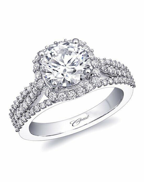 Coast Diamond Charisma Collection - LC10032 Engagement Ring photo