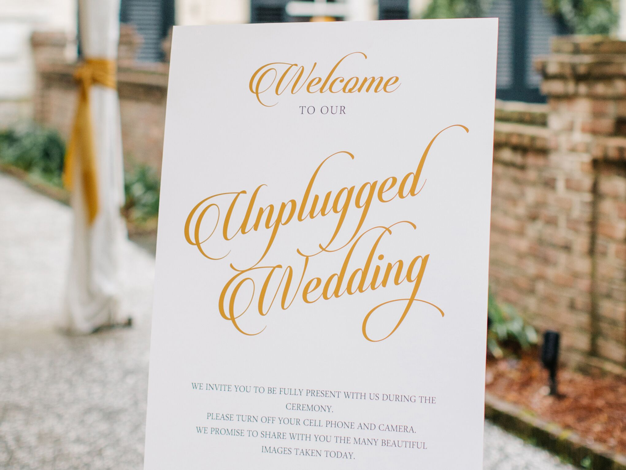 Wedding Gift Rules : photo by Shannon Michele Photography