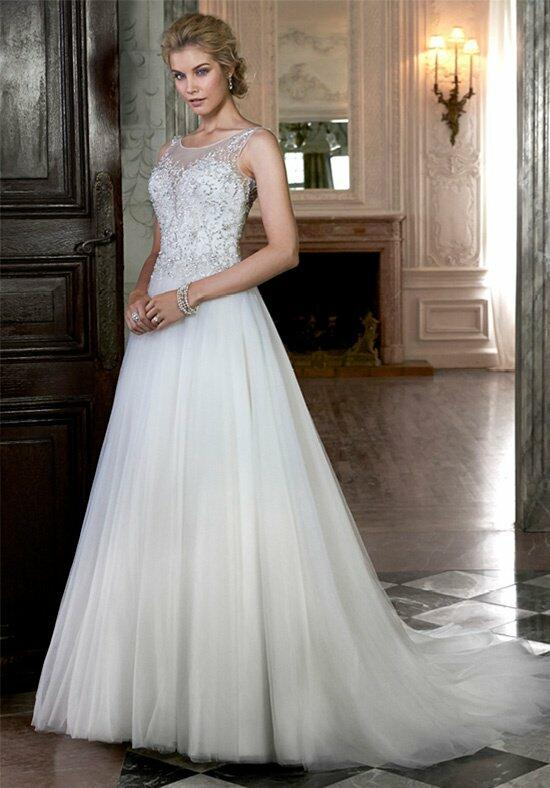 Maggie Sottero Joan Wedding Dress photo