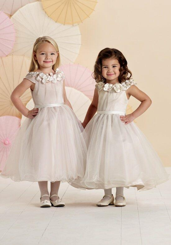 Joan Calabrese by Mon Cheri 214371 Flower Girl Dress photo