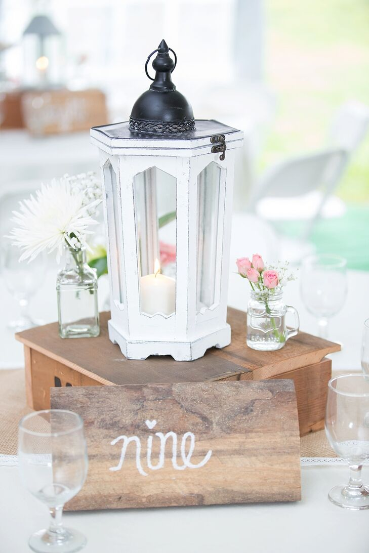 Lanterns For Rustic Wedding Centerpieces