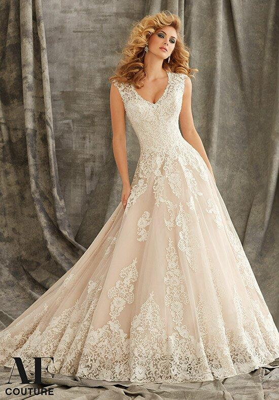 AF Couture: A Division of Mori Lee by Madeline Gardner 1344 Wedding Dress photo