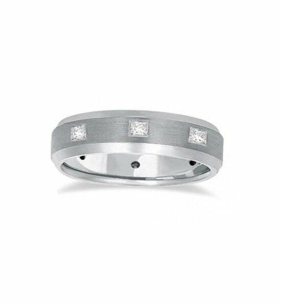 Allurez - Customized Rings UB618 Wedding Ring photo