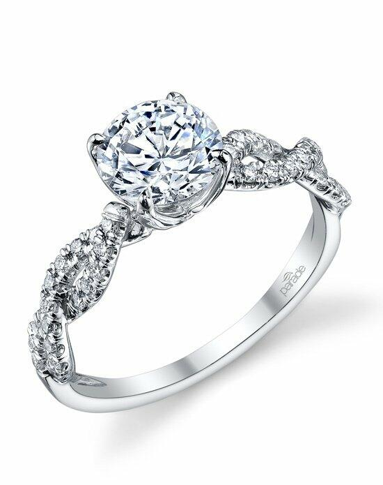 Parade Design Style R3059 from the HEMERA Collection Engagement Ring photo