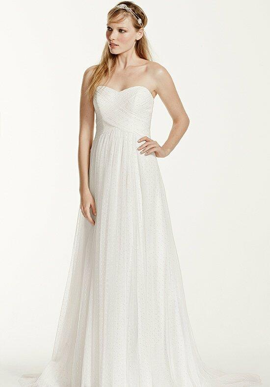 David's Bridal Galina Style WG3438 Wedding Dress photo