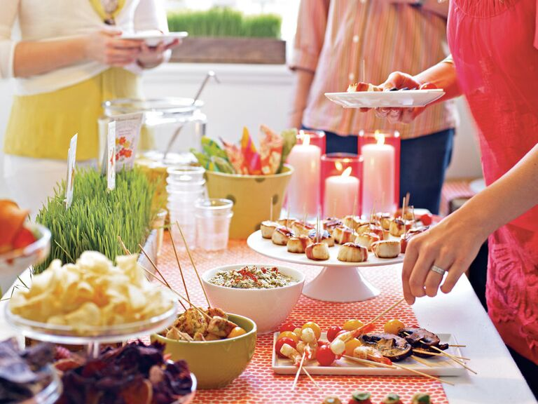10 bridal shower ideas