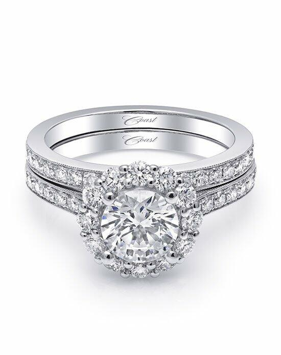 Coast Diamond Romance Collection - LC5364 & WC5364 Engagement Ring photo