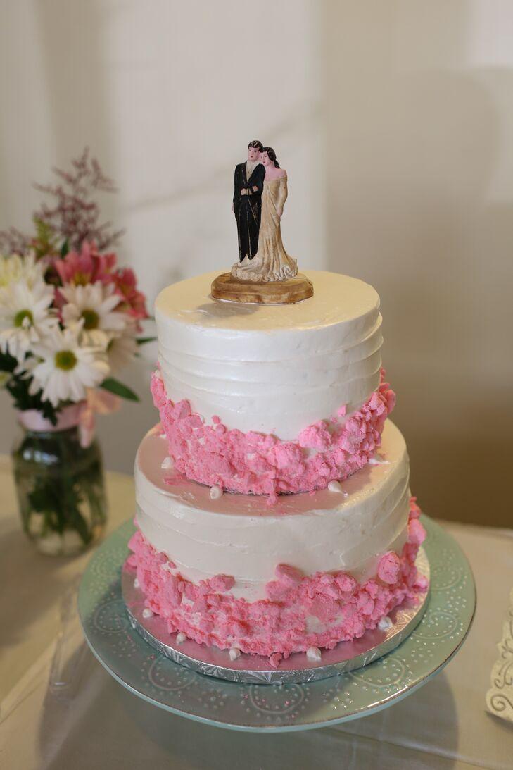 Hunter Douglas Wedding Cake