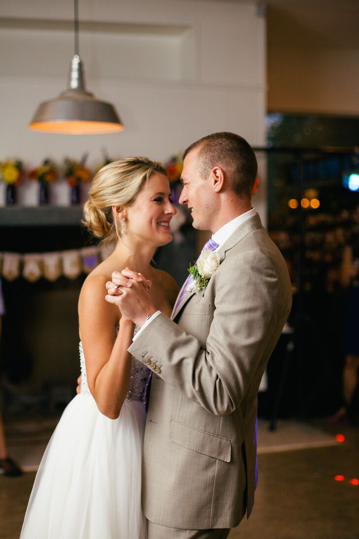 Grace and Kevan First Dance