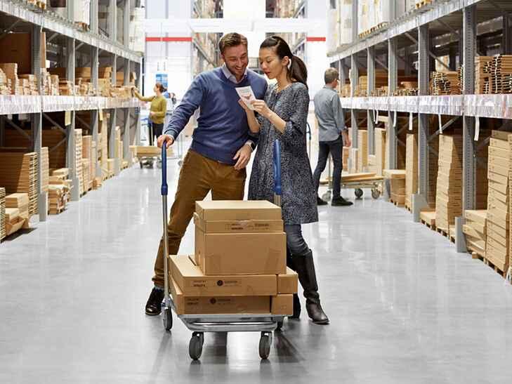 Ikea Wedding Registry Inspiration