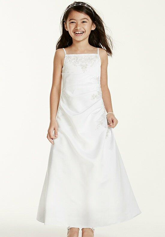 David's Bridal Juniors FG9665 Flower Girl Dress photo