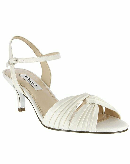 Nina Bridal CAMILLE_IVORY Wedding Shoes photo
