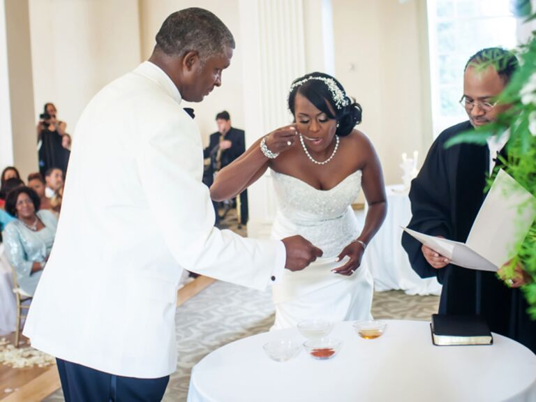 American Wedding Traditions.African American Weddings African American Wedding Traditions
