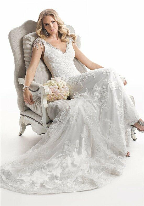 Maggie Sottero Cynthia Wedding Dress photo