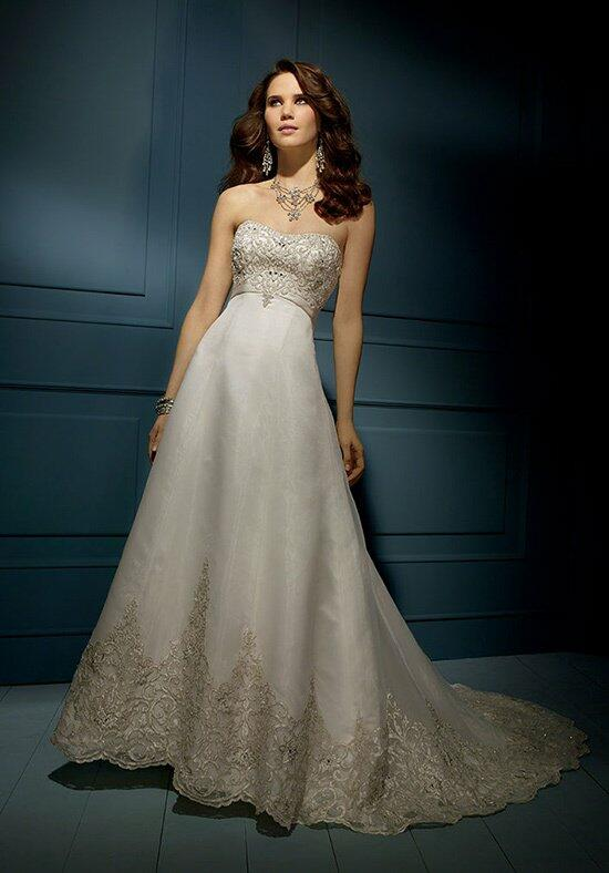 Alfred Angelo Sapphire 848 Wedding Dress photo