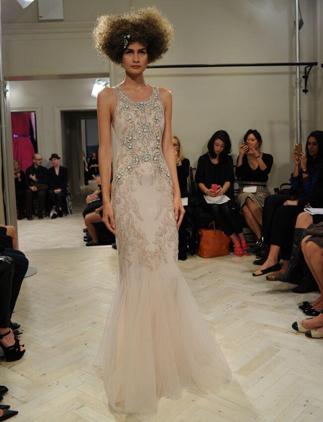 5 wedding dresses for ashlee simpson badgley mischka featured the knot blog junglespirit Gallery