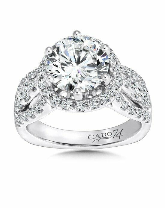 Caro 74 CR662W Engagement Ring photo