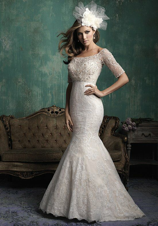 Allure Couture C341 Wedding Dress photo