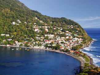 Adventurous honeymoon Dominica