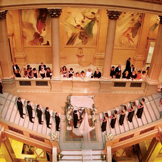 Danielle & Guy: A Modern Wedding In Pittsburgh, PA
