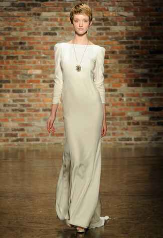 Haley Paige Spring 2014 Wedding Dresses/ Sable