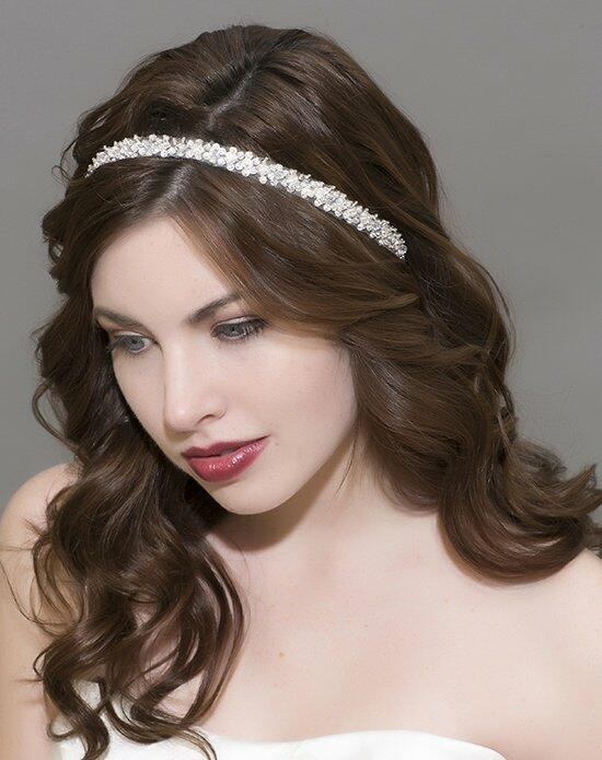 Laura Jayne Chelle Hair Ribbon Wedding Pins, Combs + Clips photo