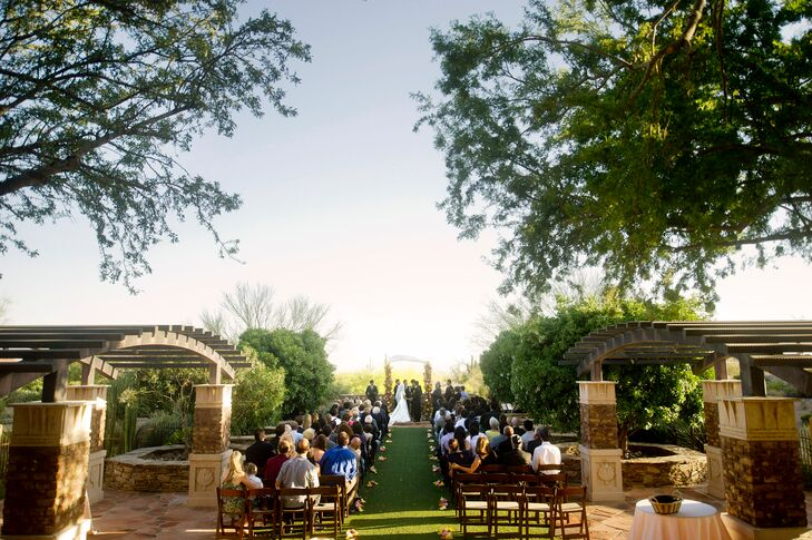 An Elegant Traditional Wedding At Sassi In Scottsdale