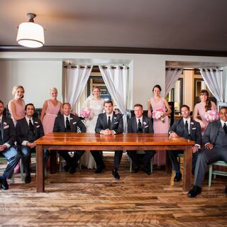 A Formal Romantic Wedding in Portland