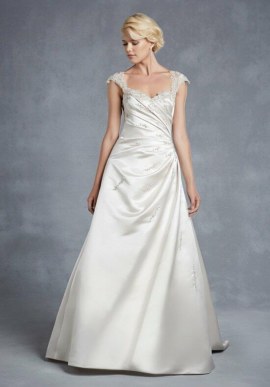 Blue by Enzoani Honeyville Wedding Dress photo