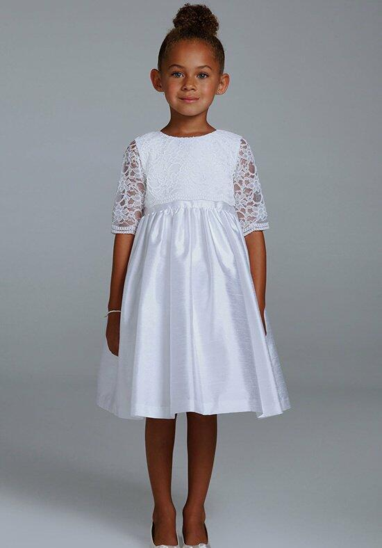 David's Bridal Juniors 43435805 Flower Girl Dress photo