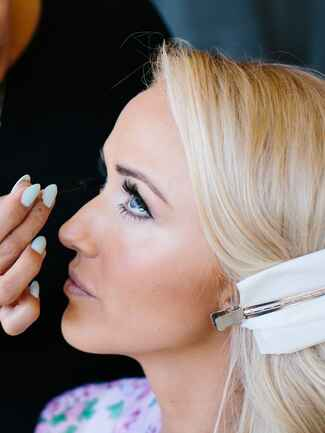 The best wedding day makeup looks for blondes