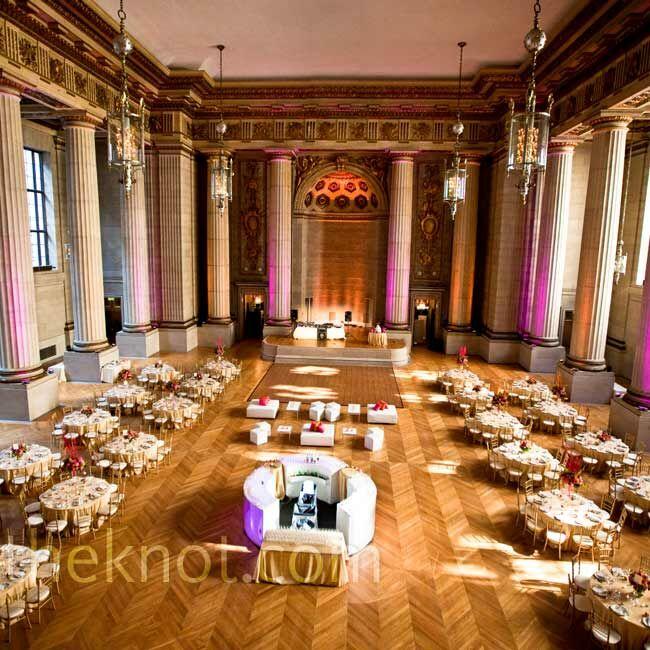 Andrew W Mellon Auditorium Wedding