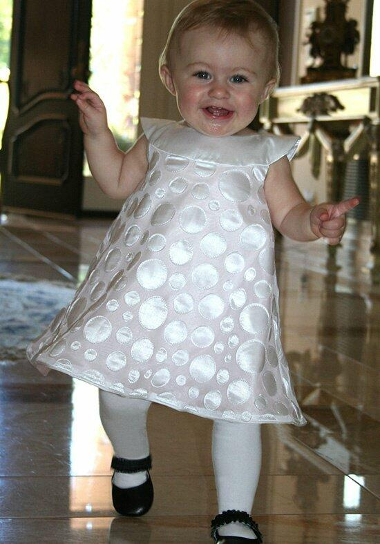 Isabel Garretón Dots Flower Girl Dress photo