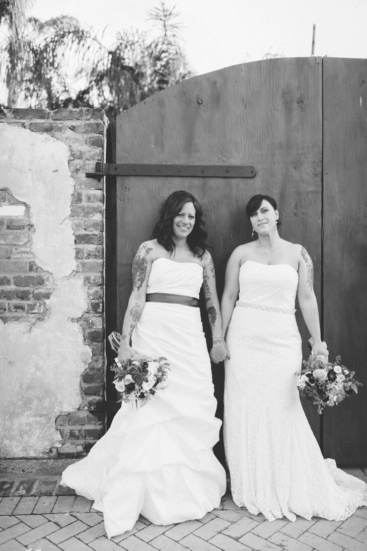 A race and religious wedding in new orleans louisiana ombrellifo Choice Image