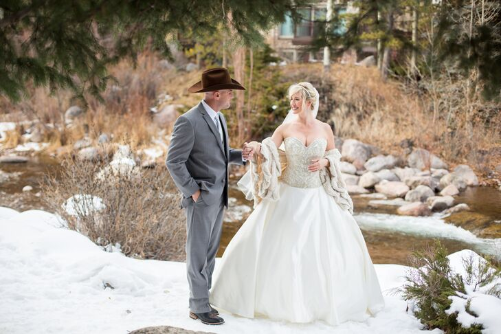 An Intimate Winter Wedding At The Four Seasons Resort In Vail Colorado