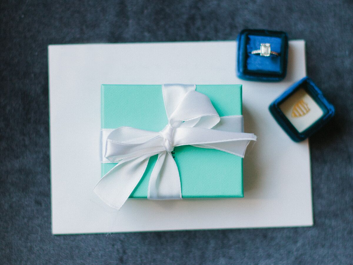Gift List For Your Wedding Party And Family Wedding Thank You Gifts