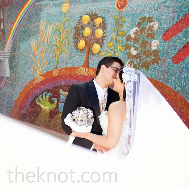 A Traditional Formal Wedding In Dallas, TX