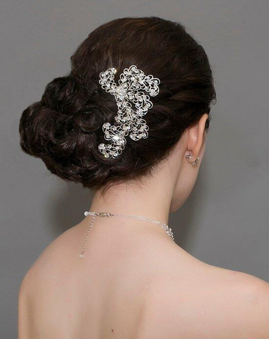 Laura Jayne Flourish Comb Wedding Pins, Combs + Clips photo