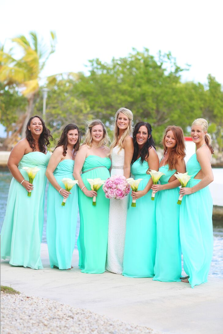 Mint green lulus bridesmaid dresses ombrellifo Image collections