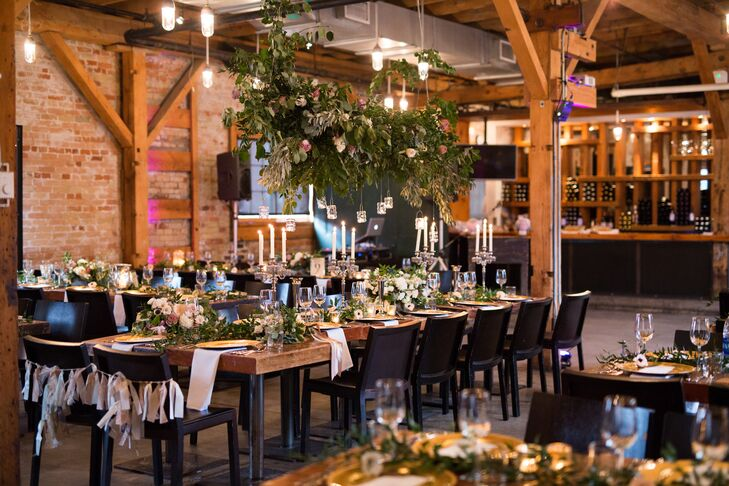 A Whimsical, Rustic Wedding At Archeo In Toronto, Ontario