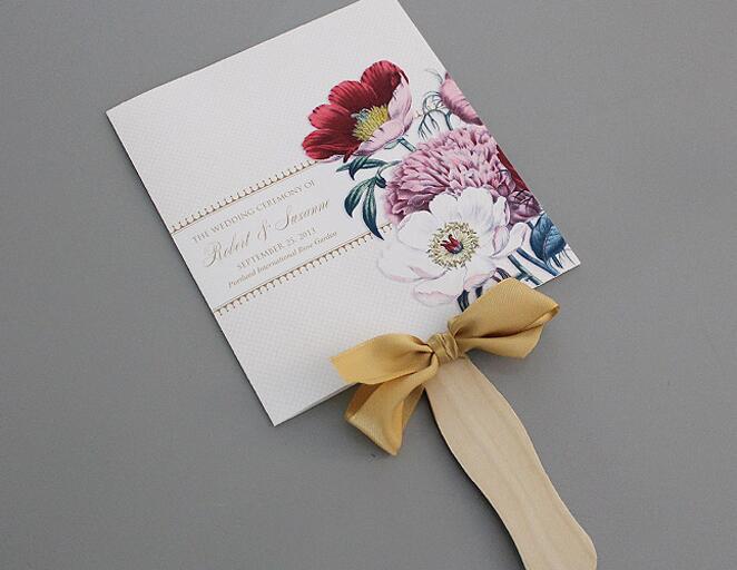 6 Creative Wedding Program Templates For The Diy Bride Diy
