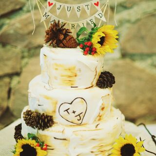 A Rustic Summer Wedding in Sioux Falls