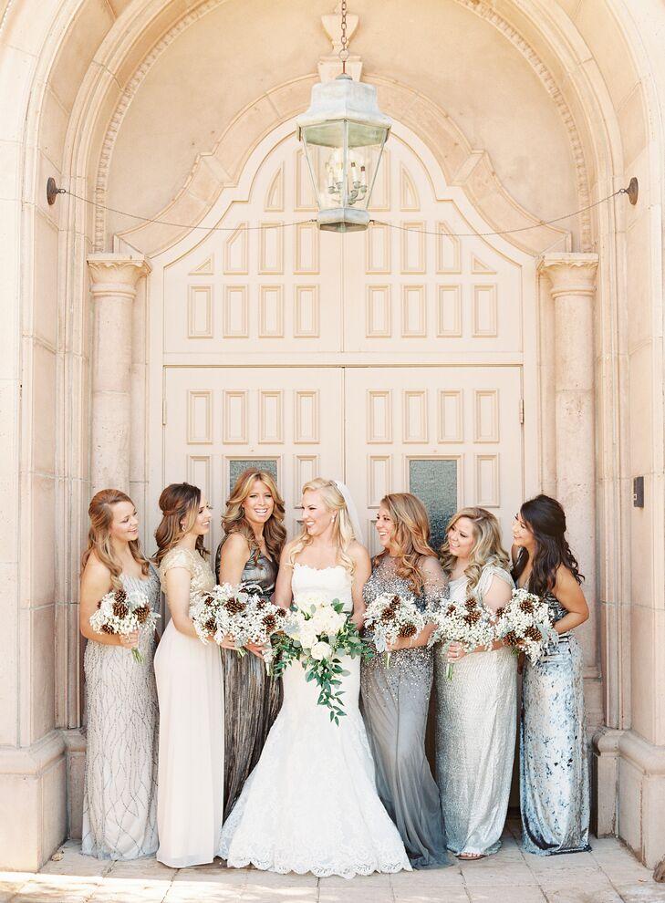 An elegant vineyard wedding at caprock winery in lubbock for Wedding dresses lubbock