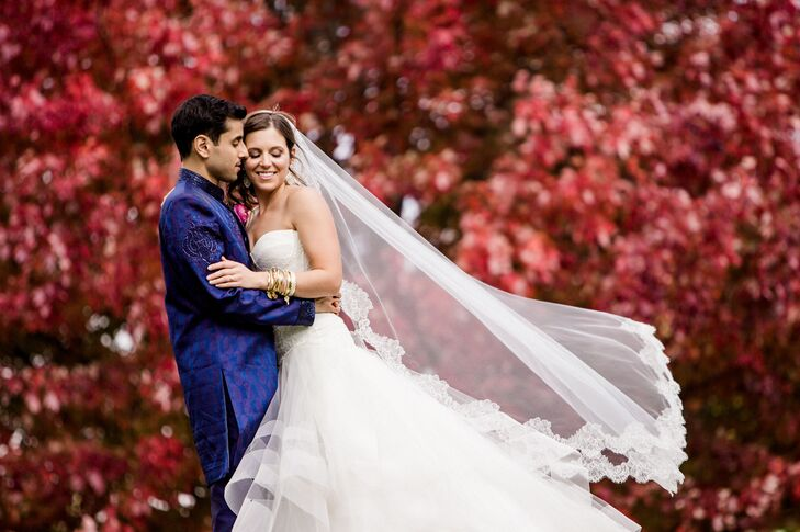 A Vibrant Multicultural Wedding At Franklin Park Conservatory In Columbus Ohio