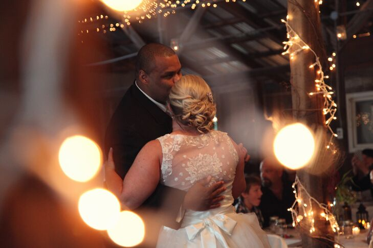 Melissa and Michael First Dance