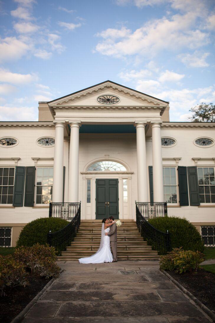 A Historically Elegant Wedding At The Taft Museum Of Art In Cincinnati Ohio